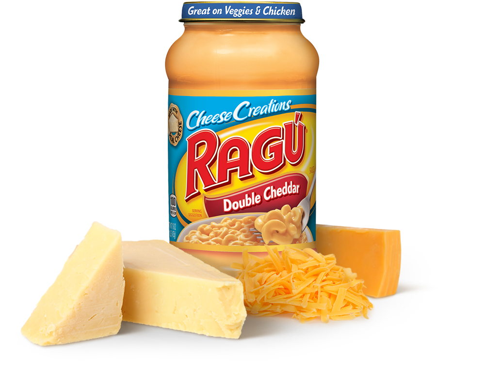 Double Cheddar Pasta Sauce Rag 218 174