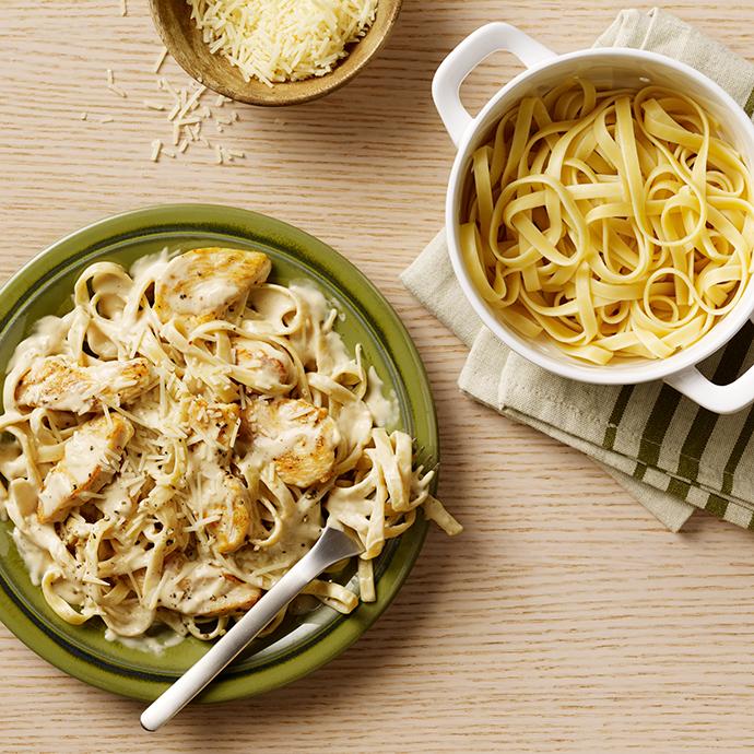 Chicken Alfredo With Fettuccine Recipe Ragu