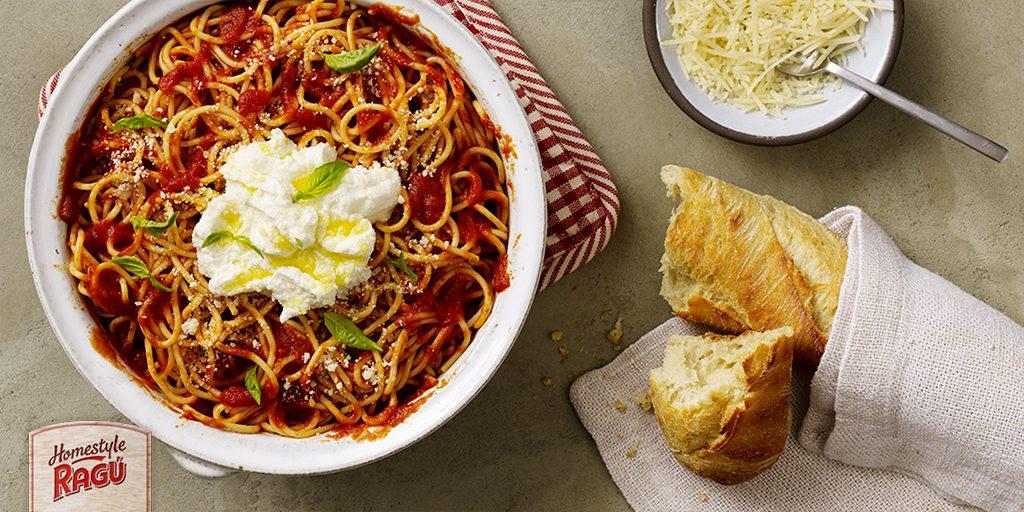 Easy One-Pot Pasta