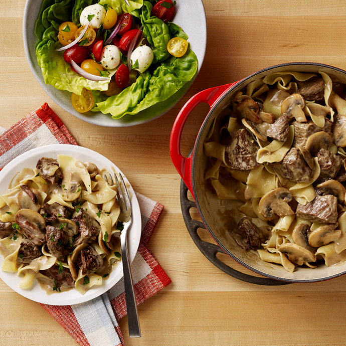 Slow Cooker Ground Beef Stroganoff Recipe: Slow Cooker Beef Stroganoff Recipe