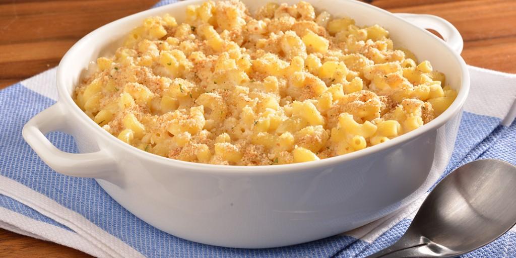 Creamy Mac & Cheese Alfredo