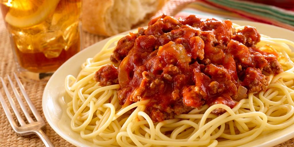 Mama's Spaghetti & Meat Sauce - RAGÚ