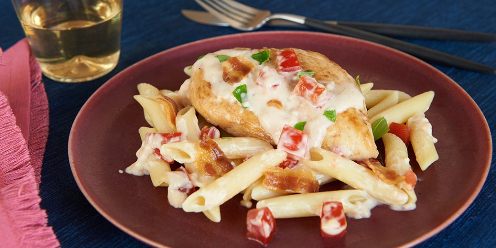 Chicken with Garlic Sauce