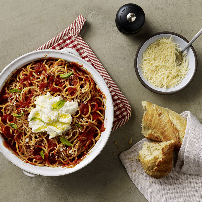 Easy One-Pot Pasta