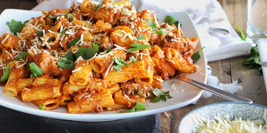 Beef Goulash Italiano